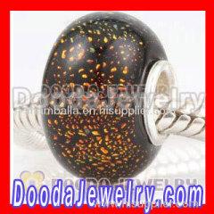 genuine european glass beads