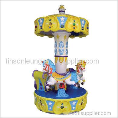 Angel Carousel Kiddie carousel