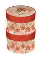 Double cylinder Colored gift boxes