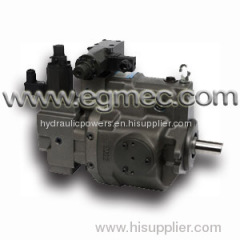 Variable displacement axial piston hydraulic pumps