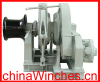 hydraulic anchor windlass and marine mooring windlass
