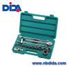 16pcs Socket Ratchet Wrench Tool Set