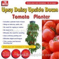 Topsy Turvy Tomato Planter as seen on tv