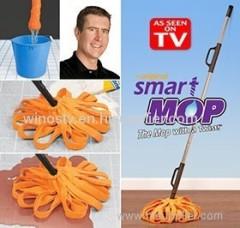 foldable smart mop