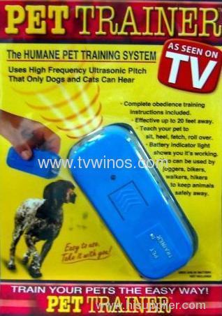 ultrasonic pet trainer instructions
