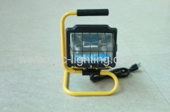 500 Watt Halogen Portable Worklight With Switch