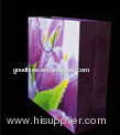 purple Flower gift bag