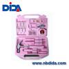 Pink Hand Tool Set