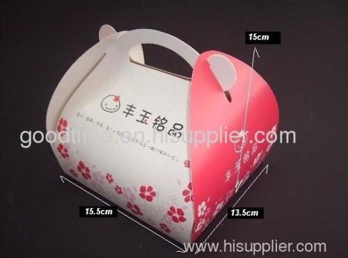 Product Description & Colorful food packaging box cake box Manufacturer u0026 supplier Aboutintivar.Com