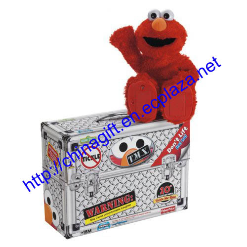 Laughing Tickle Me Elmo