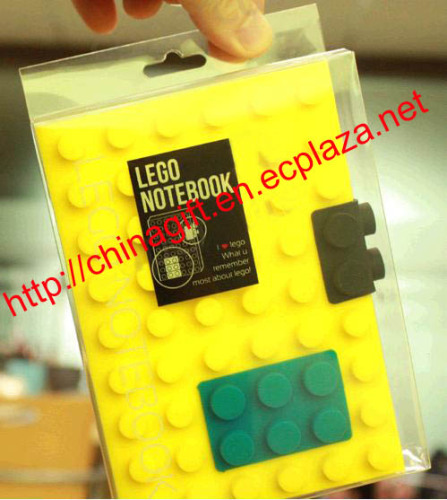 .Lego Notebook