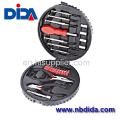 25PC socket holder and precision screwdriver tool case