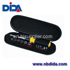 15 pcs household tool case