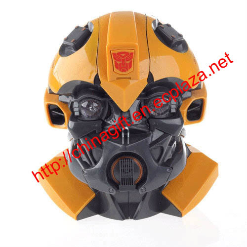Transformers Bumblebee Electronic coin bank, savings bank