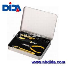 18pcs hand tool kit