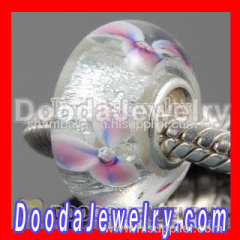 sterling silver core european beads wholesale