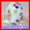 imitation pandora glass beads jewelry