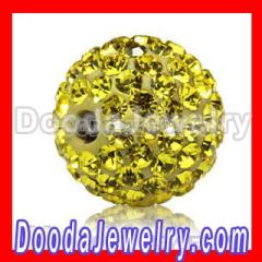 Shamballa crystal beads wholesale