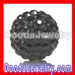 Shamballa pave bead