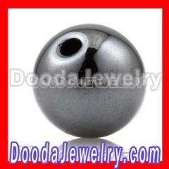 Shamballa hematite beads
