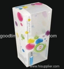 2011 fashional colorful PVC box