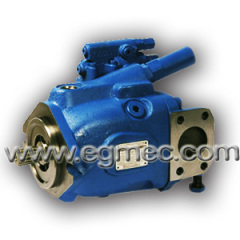 Variable volume hydraulic pump