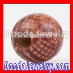 Shamballa wood beads | wooden shamballa bracelet