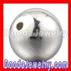 Shamballa sterling silver beads