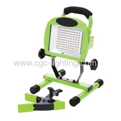 12V 90 LED 2-N-1 Work Light With Clamp and Stand
