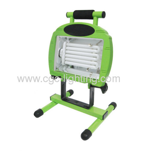 65w 300w equivalent fluorescent portable working light