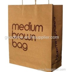 new kraft paper bag