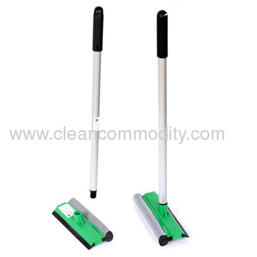 8inch head 58cm long handled window cleaning brush from China manufacturer - Ningbo Zealu0026Fame ...