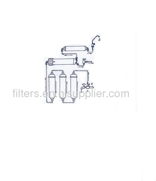 Ultrafiltration Water Filter Products China Products
