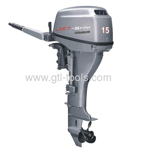 323cc 4 Stroke Outboard Motor Products From China