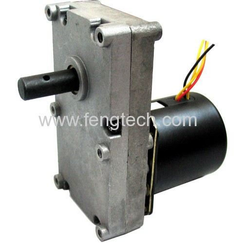 Low Speed Reversible Geared Motor From China Manufacturer