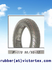 Motorcycle Tyre 275-18/250-18