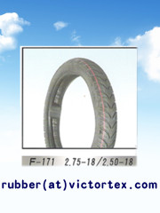 Motorcycle Tire 275-17 275-16 250-17