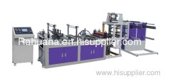 HBL-C Non-woven Ziplock Bag Making Machine