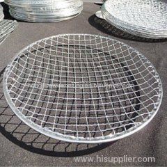Stainless Steel Barbecue Wire Mesh Netting