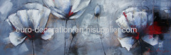 Orginal Abstract Flower Oil Painting
