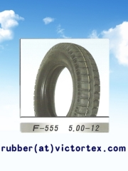 Motorcycle Tire 5.00-12