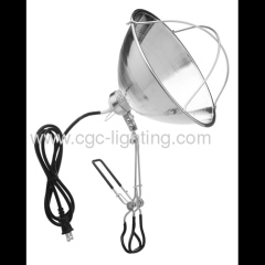 250-Watt Incandescent Brooder Clamp Light