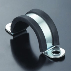 Rubber fixing Automotive hose clamps