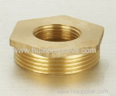 Threading Brass Fitting