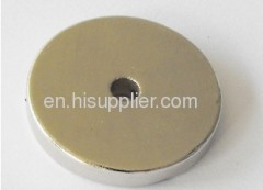 ni plated ring NDFEB magnet