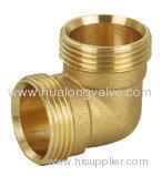 Brass Fitting Elbow