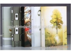 High quality hard cover book binding