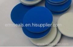 PTFE silicone septas 9-425