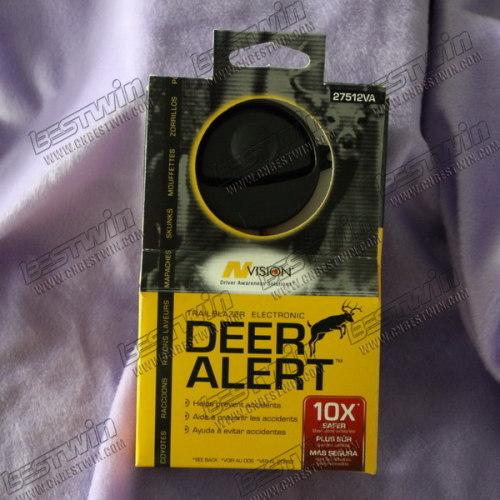 China Deer Alert system