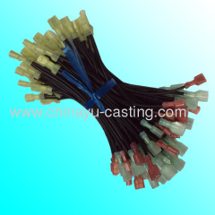 Electronic wire harness